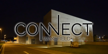 Wakefield magazine launch, Hepworth Museum