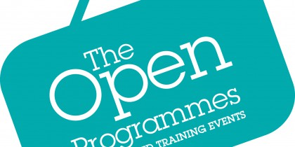 Theatre& Open Programme brochure
